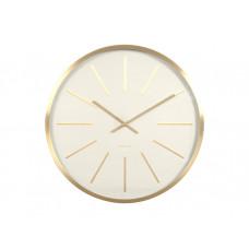 Nástenné hodiny Karlsson 5579WH Maxiemus 60cm