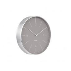 Dizajnové nástenné hodiny 5682GY Karlsson 28cm