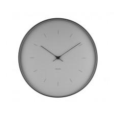 Dizajnové nástenné hodiny 5707GY Karlsson 37cm