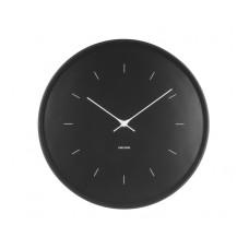 Dizajnové nástenné hodiny 5707BK Karlsson 37cm
