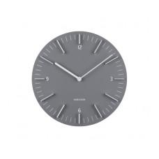 Nástenné hodiny KA5782GY Karlsson 30cm