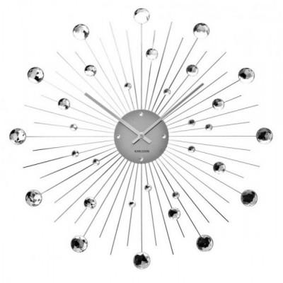 Nástenné hodiny 4859 Karlsson 50cm