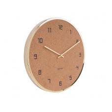 Dizajnové nástenné hodiny 5664GD Karlsson 40cm