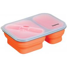 Box na jedlo Silikon, KLAUSBERG, 0,9L KB-7023
