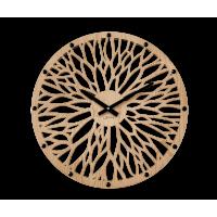 Drevené hodiny Lavvu Wood LCT1181, 49cm