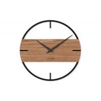Nástenné hodiny LAVVU LOFT industriál LCT4010, 35cm