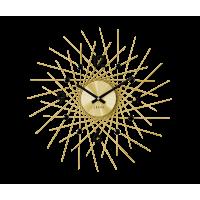 Nástenné hodiny LAVVU LCT1053 CRYSTAL Lines, 49 cm