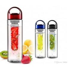 Fľaša na vodu so sitom