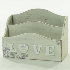 Listová priehradka Love, flo0028