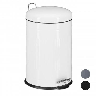 Odpadkový kôš 20L biely, RD5618