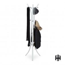 Vešiak na kabáty Steel biely, RD4310