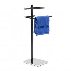 Vešiak na uteráky čierny, rd0131