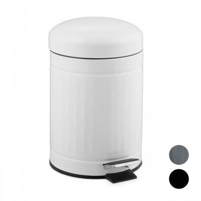 Odpadkový kôš 3L biely, RD5615