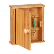 Bambusová skrinka na kľúče Keys, RD4779
