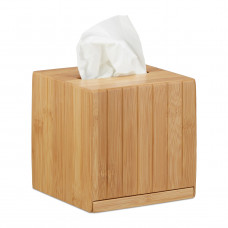 Box na papierové utierky bambusový Quadro, Tissue Box Bambus, RD2175
