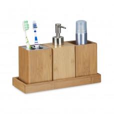 Kúpeľňová sada bambusová, rd0224