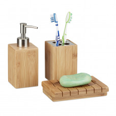 Kúpeľňová sada bambusová, rd2176