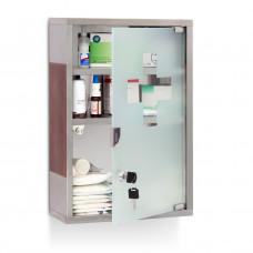 Lekárnička EMERGENCY kovová, XL RD9094