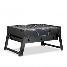 Kufríkový gril na kempovanie a piknik, RD2973