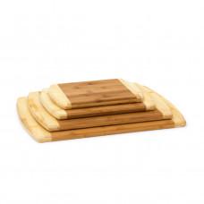 Bambusové dosky na krájanie sada 4ks, RD9154