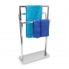 Stojan na uteráky chrómový, RD9257, 82cm