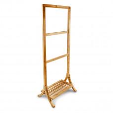 Držiak na  uteráky Bambusový, RD7159, 105cm