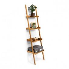 Bambusový rebrík RD9169, 4 úrovne