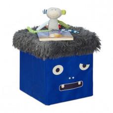 Detská taburetka RD1583, modrá