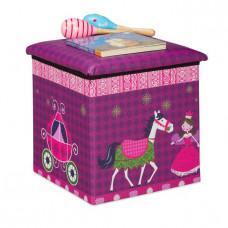 Detská taburetka RD2556, princezná