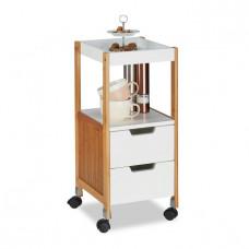 Kuchynský servírováci vozík so zásuvkami RD4233