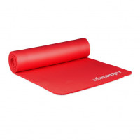 Podložka na jogu RD0675 1 cm, červená