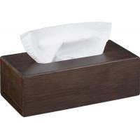 Krabička na papierové vreckovky RD2137, hnedá