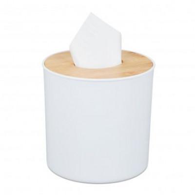 Dóza na papierové vreckovky RD4307, biela