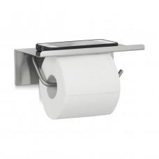 Držiak na toaletný papier s poličkou RD2546, kovový