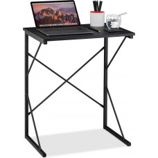 Malý písací stôl RD4308, čierny