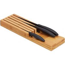 Bambusový organizér na nože RD8871, 39 cm