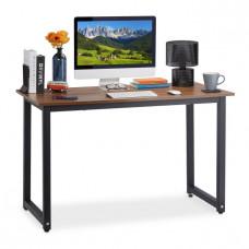 Písací stôl RD5414, tmavé drevo
