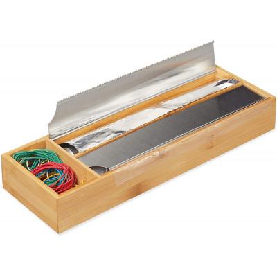 Bambusový dávkovač na fólie RD7490, 40 cm