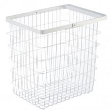 Kôš na bielizeň Yamazaki Tower Laundry Basket L, biely