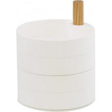 Misky na šperky Yamazaki Tosca, biele