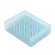 Podložka pod mydlo Yamazaki Float, modrá