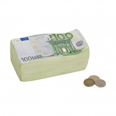Pokladnička 100 euro, wur1087, 16cm