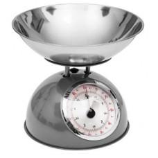 Kuchynská váha 5Five, Retro Colors, šedá, 5kg