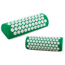 Akupresúrny masážny vankúš VG4214, zelený