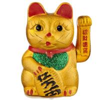 Čínska mačka šťastia CAT175, 17 cm