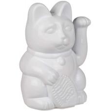 Čínska mačka pre šťastie XL Kemi 9821, biela