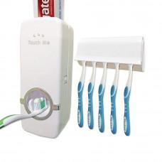 Dávkovač na zubnú pastu a držiak na kefky VG5623