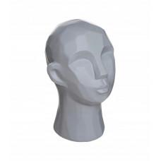 Dekoratívna socha hlavy Atmosphera 8726, 22cm