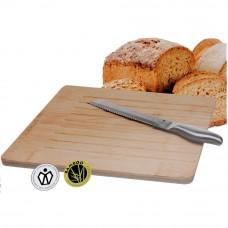 Doska na krájanie chleba s nožom Excellent Houseware 2803, 36 cm
