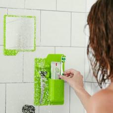 Samolepiaci držiak do kúpeľne zent 7911, rôzne farby